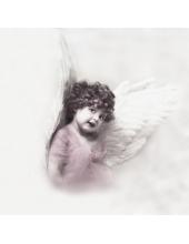 """Салфетка для декупажа SVD2056 """"Милый ангелочек"""", 33х33 см, Sagen Vintage Design, Норвегия"""