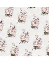 """Салфетка для декупажа SVD86007 """"Винтажные розы"""", 25х25 см, Sagen Vintage Design, Норвегия"""