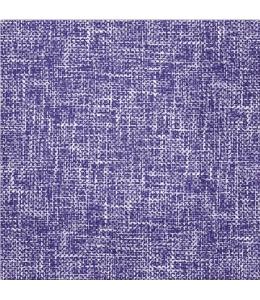 """Салфетка для декупажа """"Льняное полотно фиолетовый"""", 33х33 см, Paw"""