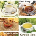 "Салфетка для декупажа SDOG008201 ""Зеленый чай"", 33х33 см, POL-MAK"