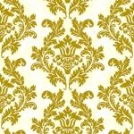 """Салфетка для декупажа SLOG001802 """"Орнамент кремовый с золотом"""", 33х33 см, Германия"""