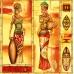 Салфетка для декупажа Африканские женщины, 33х33 см