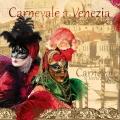 """Салфетка для декупажа SLOG017601 """"Карнавал в Венеции, маски"""", 33х33 см"""