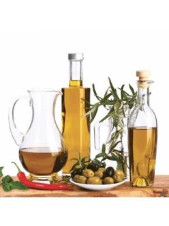 Салфетка для декупажа Оливковое масло, 33х33 см, POL-MAK