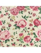"""Салфетка для декупажа SLOG032001 """"Розы"""", 33х33 см, POL-MAK"""