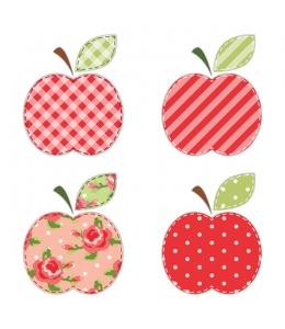 """Салфетка для декупажа SLOG033301 """"Яблоки"""", 33х33 см, POL-MAK"""