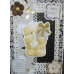 Набор брадсов с рисунком Forever Friends, черно-золотой, Docrafts
