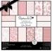 Набор бумаги для скрапбукинга Parkstone Pink розовый, 20,3х20,3 см, 160gsm