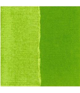 Бумага для скрапбукинга с внутренним слоем COR147, ярко-зелёная, 30,5х30,5 см, Docrafts