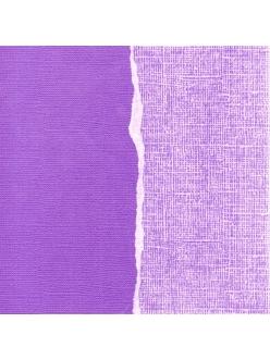 Бумага для скрапбукинга с внутренним слоем COR210, лиловая, 30,5х30,5 см, Docrafts