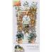 Набор для изготовления открытки с высечкой Таинственный сад Michael Powell, DoCrafts