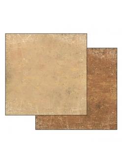 Бумага для скрапбукинга Текстура Ореховый и КоричневыйStamperia, 31,2х30,3 см