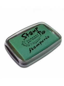 Штемпельная подушка пигментная WKP02G Stamperia, зелёный, 7,7х4,7 см