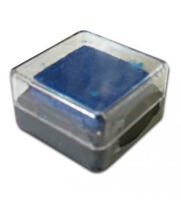 Штемпельная подушка пигментная Stamperia WKP04P, синий, 3х3 см