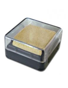 Штемпельная подушка пигментная Stamperia WKP10P, слоновая кость, 3х3 см