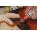 Краска контур металлик Angel Metallic Color KAMM04, цвет красный закат 20 мл, Stamperia