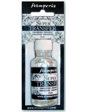Жидкость для перевода изображения Super Transfer, 25 мл, Stamperia