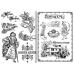 Переводная карта для декупажа Transfer DFTR034 Рождество, 21х29,7 см, 2 листа, Stamperia