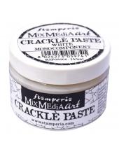 """Паста для создания трещин моно-компонент """"Crackle Paste"""", для """"Mix Media"""" Stamperia, 150 мл"""