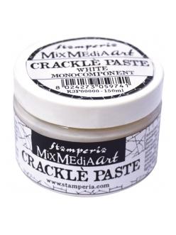 Паста для создания трещин моно-компонент Crackle Paste Stamperia, 150 мл