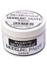 """Паста моделирующая для техники """"Mix Media"""" Stamperia, 150 мл"""