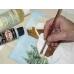 Медиум добавка к акриловым краскам для работы по ткани, 60 мл, Stamperia