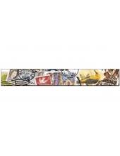 "Декоративный скотч с рисунком SBA202 ""Почта"", 20 мм х10 м, Stamperia (Италия)"