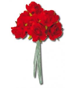 """Букет для декорирования """"Красные розы"""" Stamperia (Италия)"""