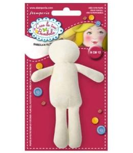 Набор для изготовления кукол FLSB01, Stamperia (Италия)