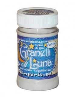 Гранулы для эффекта рельефа Granelli di Luna, супермелкие, Stamperia