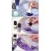 Микроблестки для декорирования, цвет серебристый,  Stamperia, 50гр