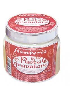Паста  структурная для декора Pasta Granulare Ruvido Stamperia, 150 мл