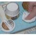 Патина белая для патинирования Patina Anticante K3P16W, Stamperia