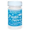 """Паста для создания эффекта снега структурная """"Pasta Neve"""" Stamperia, 100мл"""