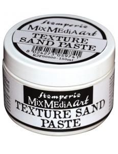 """Паста с текстурой песка для техники """"Mix Media"""" Stamperia, 150 мл"""