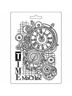 """Молд для декора """"Время машин"""", 14,8х21,0 см, Stamperia"""