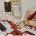 Гель,замедляющий высыхание акриловых красок BlendinGel, 20 мл, Stamperia