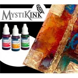 Краски на сольвентной основе Mystik ink, Stamperia