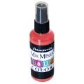 """Краска - спрей """"Aquacolor Spray """"для техники """"Mix Media"""" красный, 60 мл, Stamperia (Италия)"""