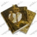 Заготовка блокнот с картонной обложкой 14,5х10х1,5 см,  Stamperia