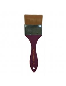 Кисть-флейц синтетическая № 2,5 Stamperia (Италия)