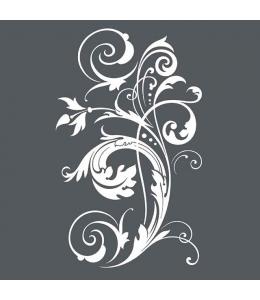 "Трафарет объемный ""Завиток"", толщина 0,5 мм, 20х25 см, Stamperia KSTD041"