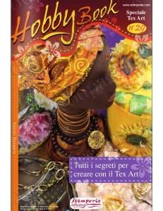 """Журнал """"Hobby Book"""" № 29 Stamperia на итальянском языке """"Все секреты декупажа"""""""