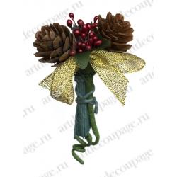 Декоративные элементы и украшения новогодние