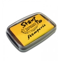 Штемпельная подушка пигментная WKP09G, желтый, 7,7х4,7 см, Stamperia