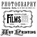 """Штампы силиконовые WTK116 """"Photography"""", Stamperia, 10х10 см"""