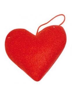 Заготовка Сердце из фетра на подвесе, 9см, Stamperia