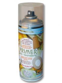 Грунт-спрей для декупажа прозрачный PRIMER, 150 мл, Stamperia