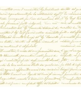 """Салфетка для декупажа """"Рукописный текст"""", 33х33 см, Германия"""