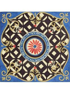 Салфетка для декупажа Круглый орнамент, 33х33 см, Германия